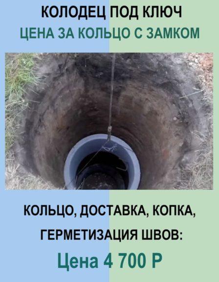 Колодец в Московской области в Павловском посаде, Орехово Зуево