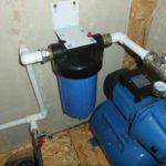 Монтаж системы водоснабжения-водопровода