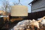 Септик из бетонных колец: основные этапы монтажа