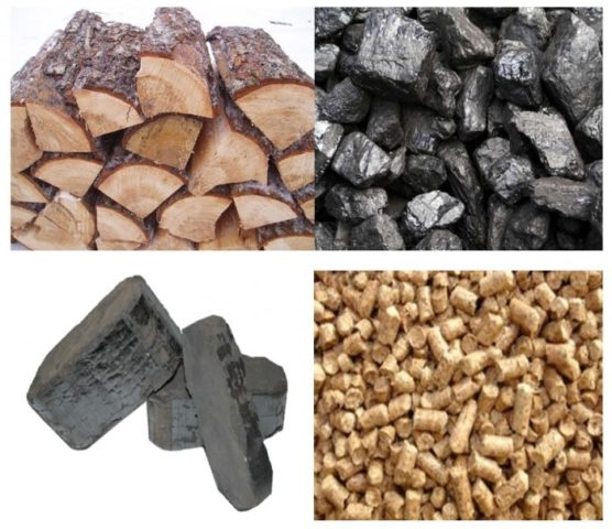 дрова, пеллеты, брикеты или уголь Что выбрать