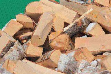 как топить котел дровами