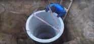 Септики бетонные из колец