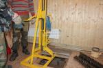Абиссинская скважина Павловский Посад в подвале дома