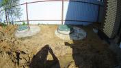 септики бетонные из колец в Павловском Посаде