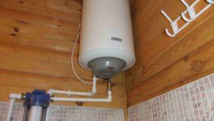 Установить водонагреватель в Павловском Посаде