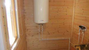 Установка водонагревателя в Павловском Посаде