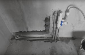 Замена водопроводных труб в квартире Орехово Зуево